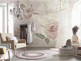 Komar La Maison Wall Mural Komar Tantinet Modern Floral Pink Rose Wall Mural Decal Xxl4 049