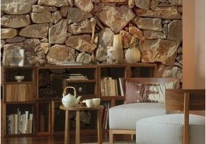 Komar Stone Wall Mural Stone Wall Mural by Brewster Home Fashions On Hautelook
