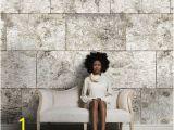 Komar Whitewashed Wood Wall Mural Brewster Home Fashions Komar Birch Wall Mural