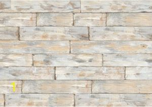 "Komar Whitewashed Wood Wall Mural Non Woven Wall Mural Wallpaper Shabby Chic 12 1""x8 2"