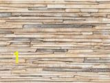 Komar Whitewashed Wood Wall Mural Noordwand Komar Wood & Stones 8 920 Whitewashed Wood