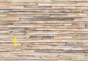 Komar Whitewashed Wood Wall Mural Noordwand Komar Wood & Stones 8 920 Whitewashed Wood