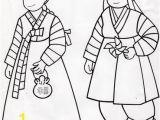 Korean Hanbok Coloring Pages 51 Best Unit 3 9 the Enlightenment Korean Peninsula Color Art