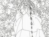 Korean Hanbok Coloring Pages 650 Best Coloriages Girly Images On Pinterest