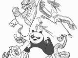 Kung Fu Panda Coloring Pages Free Printable Kung Fu Panda Coloring Page