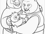 Kung Fu Panda Coloring Pages Free Printable Kung Fu Panda Coloring Pages