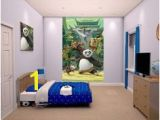 Kung Fu Panda Wall Mural Children S Wall Murals