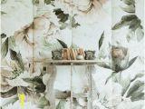 La Maison Wall Mural Floral Komar Decal Rosella Mural