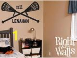 Lacrosse Wall Mural 8 Best Blakes Room Images