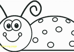 Ladybug Coloring Pages for Preschoolers Lady Bug Color Page Bug Coloring Pages for Preschool Lady Bug