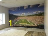 Lambeau Field Wall Mural 16 Best Track Bedroom Decor Ideas Images