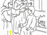 Lame Man Healed Coloring Page 267 Best Bible Jesus and His Miracles Images On Pinterest