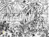 Landscape Coloring Pages for Adults Image Result for Printable Scenery Landscape Free