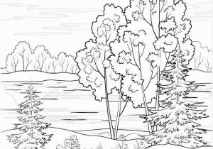 Landscape Coloring Pages for Adults to Print Landscape Coloring Page 16 Colorpagesforadults Coloring