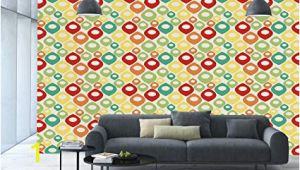 Large Adhesive Wall Murals Amazon Wall Mural Sticker [ Abstract Colorful