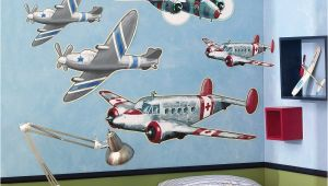 Large Aviation Wall Murals Wallies Airplanes Wallpaper Mural
