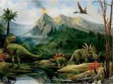 Large Dinosaur Wall Mural Land Of the Dinosaurs Candice Olson Dinosaur Wallpaper Wall