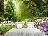 Large forest Wall Mural Xli You Minimalist Modern Tv Background Wall Paper Living