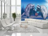 Large Removable Wall Murals Basketball Wallpaper Peel and Stick Removable