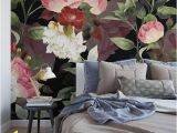 Large Scale Wall Murals Large Scale Floral Wallpaper