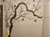Large Wall Mural Stickers Marbled Tree Wallpaper Wall Covering Wall Murals Giant