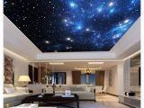 Large Wall Murals Australia Custom 3d Ceiling Photo Wall Paper Fantasy Universe Starry Sky Hotel Lobby Zenith Ceiling Mural Decorative Painting