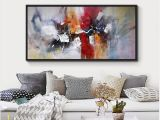 Large Wall Murals Canvas 2017 Hand Painted Large Size Abstract Wall Art Canvas Mural
