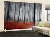Large Wall Posters Murals Winter Landscape Wall Mural – by Jpcasais at Art