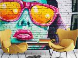 Large Wallpaper Feature Wall Murals 3d Girl 260 Wallpaper Wall Murals Self Adhesive Removable Wallpaper