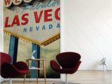 Las Vegas Wall Mural Las Vegas Mural My Own Home