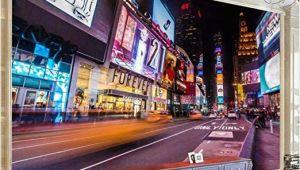 Las Vegas Wall Mural Wallpaper 3d Mural Simple Las Vegas Street View Night City