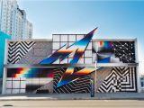 Las Vegas Wall Murals Pantone Three Dimensional Piece In Las Vegas