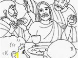 Last Supper Coloring Pages Printable 22 Best the Last Supper Images