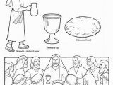 Last Supper Coloring Pages Printable Fresh Coloring Pages Bread for Girls Picolour