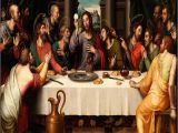 Last Supper Wall Mural Custom Wallpaper Murals European Oil Painting Last Supper