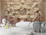 Last Supper Wall Mural Me Val Wallpaper