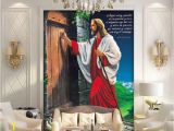 Last Supper Wall Mural Photo Wall Mural Customize Hd Jesus Wallpapers for Living Room 3d