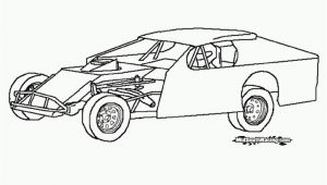 Late Model Race Car Coloring Pages 8 Pics Dirt Late Model Race Car Coloring Pages Dirt