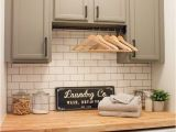 Laundry Room Murals Modern Farmhouse Laundry Room Reveal