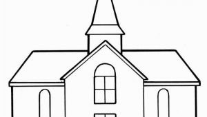 Lds Church Building Coloring Page Lds Church Building Coloring Page