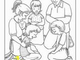 Lds Coloring Pages Family Prayer 83 Best Clip Art for Primary Sharing Time Images