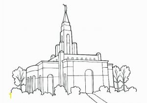 Lds Coloring Pages Temple Lds Temple Coloring Pages Beautiful Lds Primary Coloring Pages