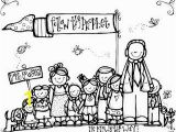 Lds Primary Christmas Coloring Pages Follow the Prophet Coloring Page by Melonheadz