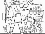 Lds Repentance Coloring Page Samuel the Lamanite