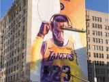 """Lebron James Wall Mural Uživatel Nba ˢᵖeᶜiaË¡iˢᵗ⛹️ Na Twitteru """"a New Lebron"""
