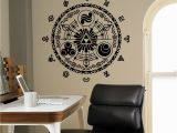 Legend Of Zelda Wall Mural Legend Of Zelda Wall Vinyl Decal Gate Time Wall Sticker Home