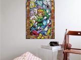 Legend Of Zelda Wall Mural Zelda Wind Waker Wind Waker Gold Artwork