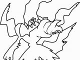Legendary and Mythical Pokemon Coloring Pages Darkrai Pokemon Coloring Page Free Pokémon Coloring Pages