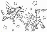 Legendary and Mythical Pokemon Coloring Pages Legendary Pokemon Coloring Pages Cool Coloring Pages