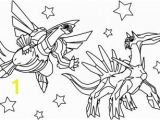 Legendary Pokemon Coloring Pages Palkia Lovely Pokemon Coloring Printable Pages